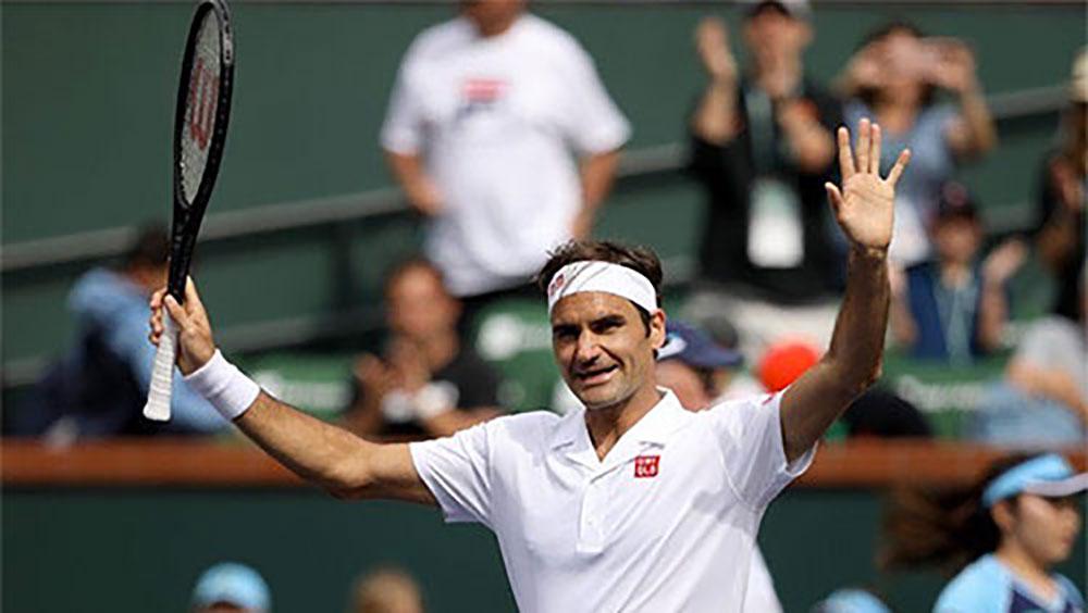 Federer thắng ngược tại vòng hai Miami mở rộng
